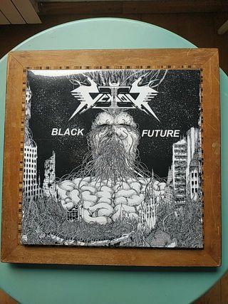 Vektor Black Future doble vinilo