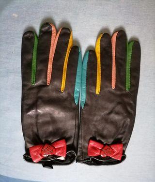 guantes de Bimba y Lola