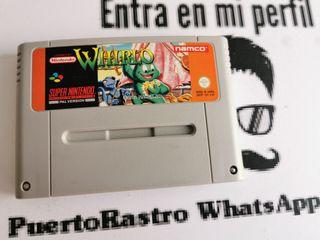 Whirlo Super Nintendo SNES