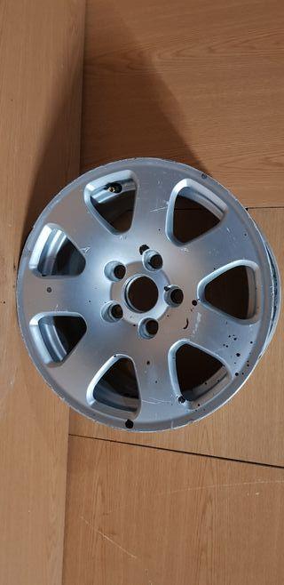 Llanta Audi a4 de 15 pulgadas