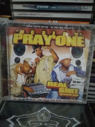 PRAY ' ONE ( HIP HOP ) PRECINTADO NUEVO