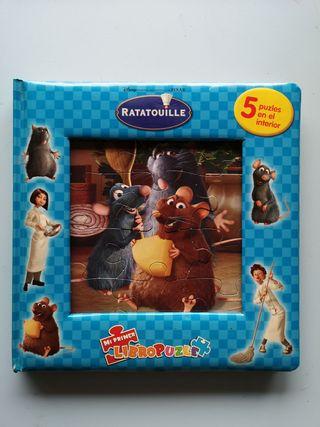 Puzzle Ratatouille 3años