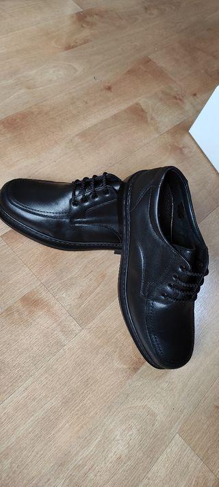 Zapatos vestir o trabajo T 44