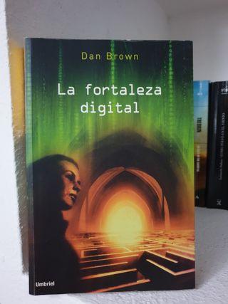 La fortaleza digital. Dan Brown