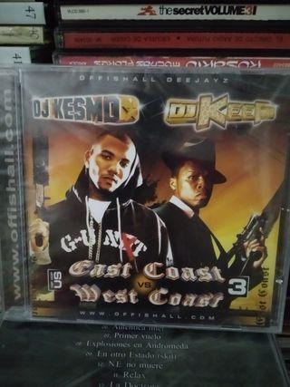 DJ KESMO DJ KEEF , HIP HOP PRECINTADO