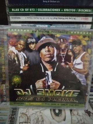 DJ SMOKE , HIP HOP PRECINTADO