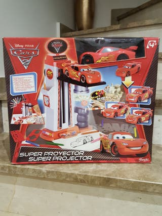 Super proyector Cars 2