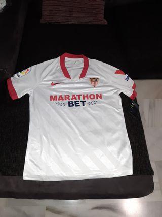 Camiseta Sevilla F.C, temporada 20/21