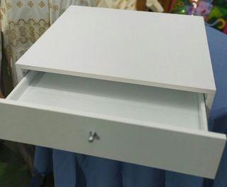 Soporte de la lavadora y secadora con cajón