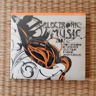 CD Electronic Music 2007