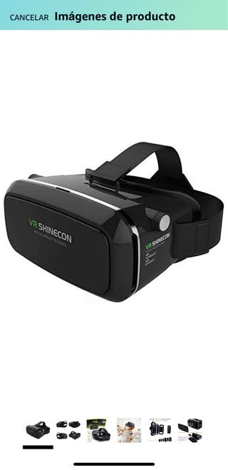 Gafas VR de Shinecon