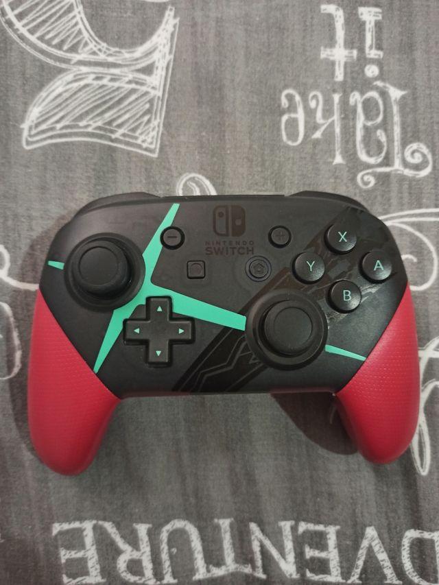 Mando pro Nintendo switch nuevo