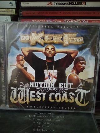 DJ KEEF VOL 17 . HIP HOP PRECINTADO