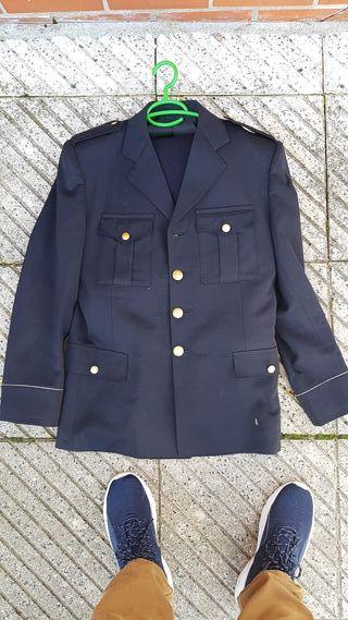 trajes de policía