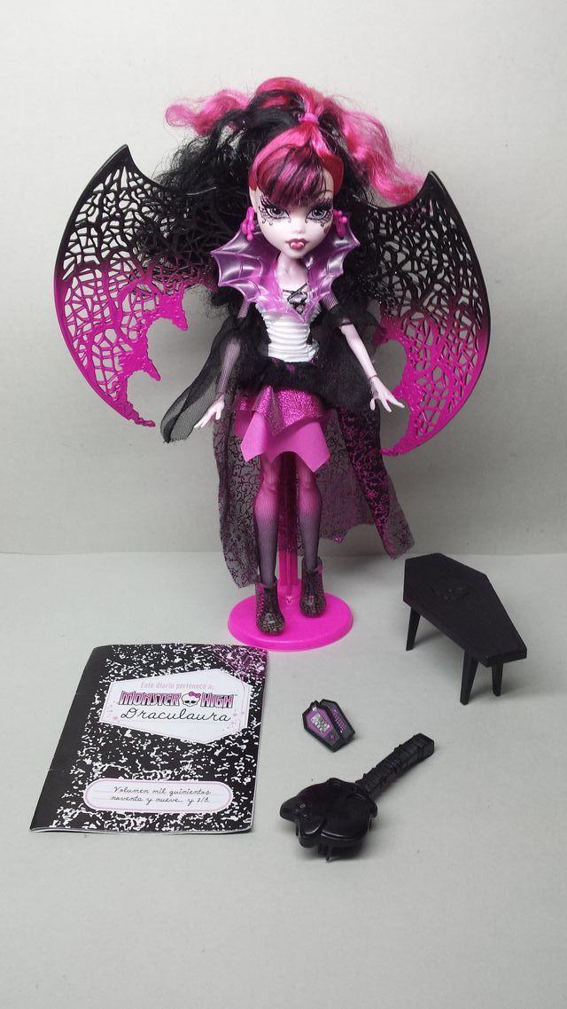 Monster High Draculaura Ghouls Rule