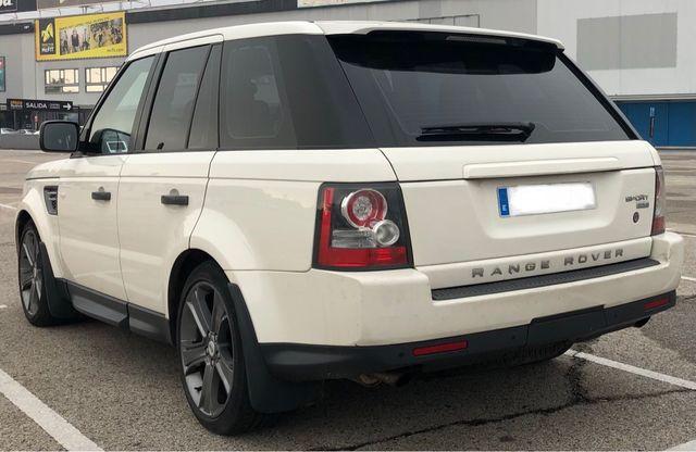 Land Rover Range Rover Sport 2010