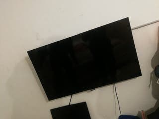 flat-screen tv
