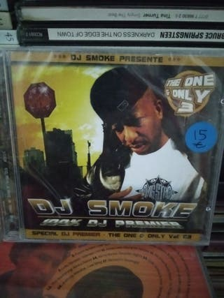 DJ SMOKE , HIP HOP PRECINTADO NUEVO