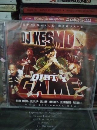 DJ KESMO DIRTY GAME , HIP HOP PRECITADO