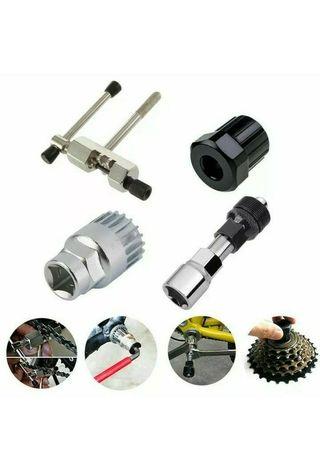 Juego 4 herramientas bicicleta