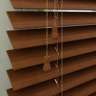 Persianas de madera LINDMON