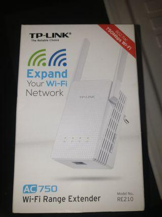 Extensión de cobertura Wi-Fi