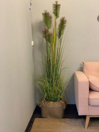 Planta artificial para decoracion