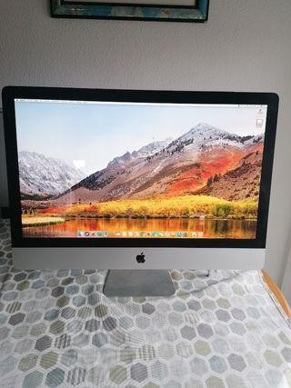 """Apple iMac de 27"""" con HDD 2 Teras. LEER BIEN TODO."""
