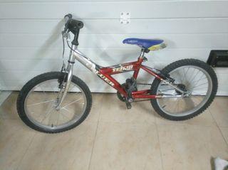 bicicleta coluer 18