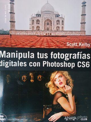 manipula tus fotografías digitales con photoshop