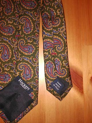 corbata seda Hackett