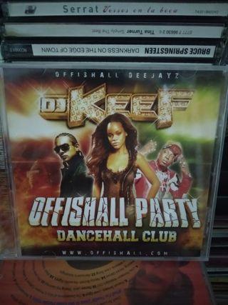 DJ KEEF , HIP HOP PRECINTADO