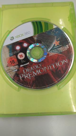 Deadly premonition x360