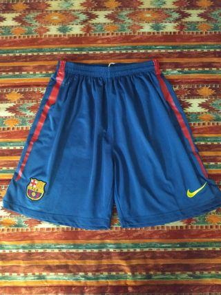 Pantalón de la primera equipación del Barça