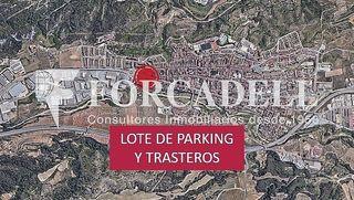 Garaje en venta en Esparreguera