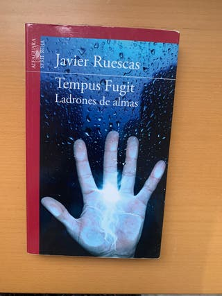 """Libro """"Tempus Fugit"""""""