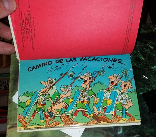 Asterix: Libro de Postales.