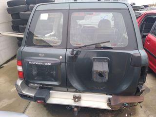 X235691 Faro derecho NISSAN PATROL GR V II Wagon