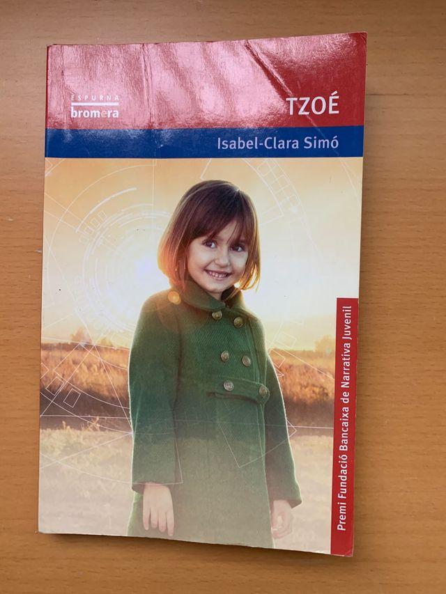 """Libro """"Tzoé"""""""