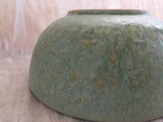 Lote verde de cerámica