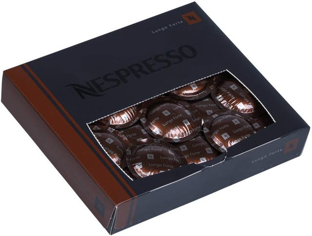 Nespresso Forte