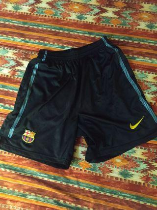 Pantalón de la segunda equipación del Barça