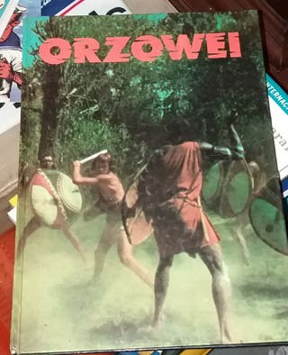 Orzowey: libro de la serie de TV