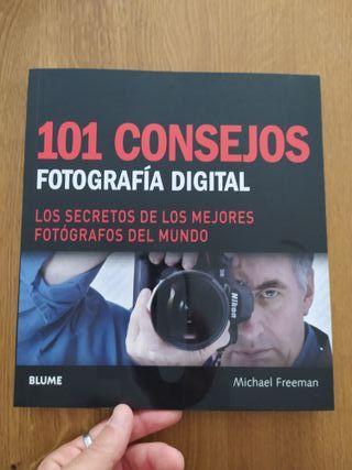 101 consejos fotografía digital libro