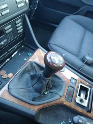 X235219 Palanca cambio manual 5v BMW 5 E39 (E39)