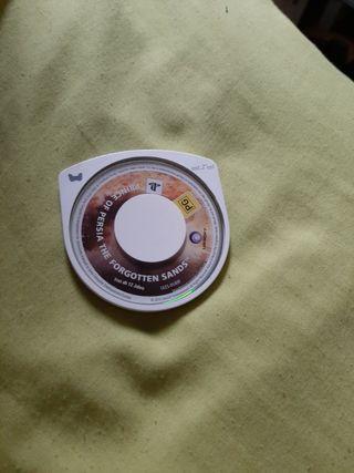 PRINCE OF PRESIA PSP
