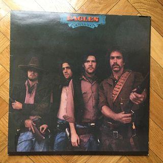 ALF Vinilo clásico rock Eagles Desperado