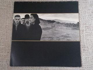 """lp vinilo U2 """"THE JOSHUA TREE"""""""