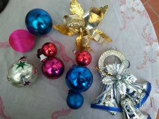 Decoración Navidad y Figuritas de Belén