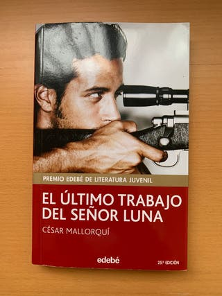 """Libro """"El último trabajo del señor Luna"""""""